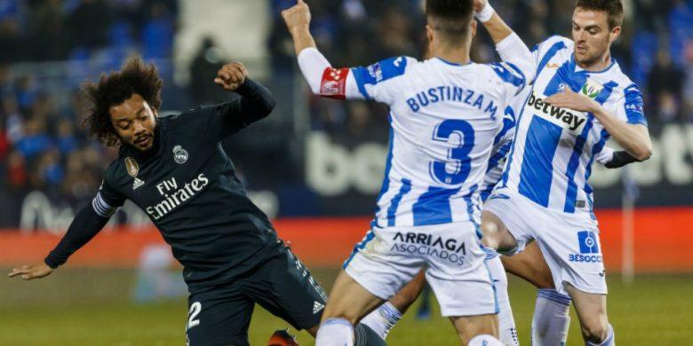 Hasil Pertandingan Leganes Vs Real Madrid : Leganes Menang Tetapi Tersisih Dari Copa Del Rey