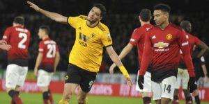 Wolverhampton Berhasil Menumbangkan Manchester United