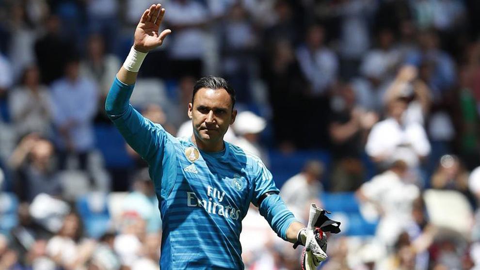 Terus Terpinggirkan, Navas Siap Tinggalkan Madrid