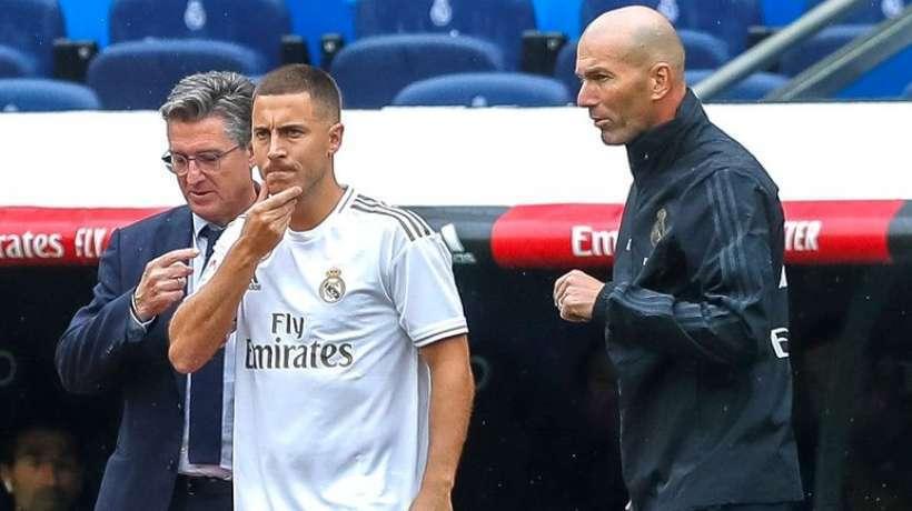 Madrid Harapkan Performa Terbaik Hazard Kontra Atletico
