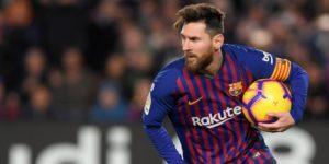 Lionel Messi Di Berikan Kontrak Baru Oleh Barcelona
