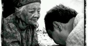 Sopan Dan Sayang Kepada Orang Tua