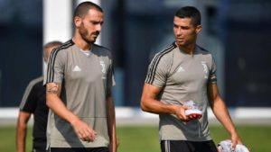 Bonucci Sesumbar Timnya Akan Tampil Hebat di Markas Inter
