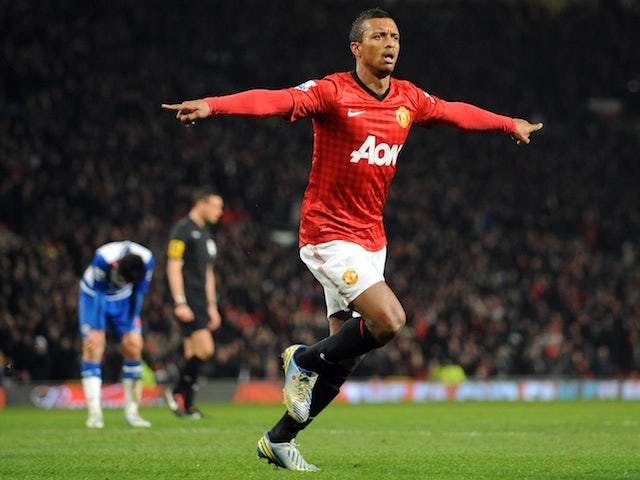 Nani Manchester United